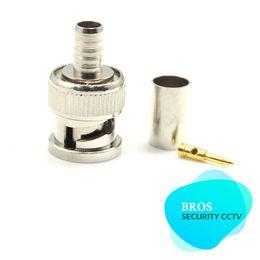 Wholesale Smb Adapter Connector - 10pcs coaxial coax adapter SMA female to SMB female connector