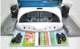 Wholesale Ionic Machine - Wholesale - best ionize Dual Detox Ionic Foot Bath foot detox machine (detox array, FIR belt )