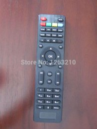 Wholesale Dvb Gprs - FREE SHIPPING QSAT Q SAT Q11G Q13GQ15G Q23G GPRS dongle Decoder DVB-S2 remote control for Africa