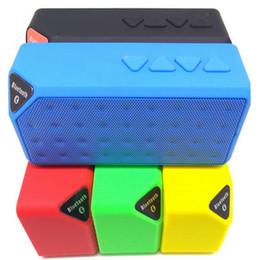 ipad handfree Promotion haut-parleurs bluetooth subwoofer S01 mini haut-parleur portable sans fil mini haut-parleur bluetooth 30 pouce amplificateur pour la musique en plein air handfree MIS001