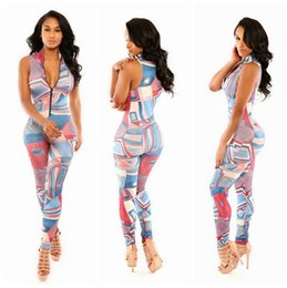 Wholesale Super Sexy Rompers - super sexy nightclub rompers womens jumpsuit bodysuit club wear sexy jumpsuit plus size women clothing