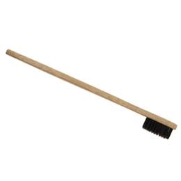 Poignée en bois de fibre de bambou de fibre de bambou de poignée en bambou de brosse à dents en bois écologique respectueux de l'environnement à faible teneur en carbone pour des adultes ? partir de fabricateur