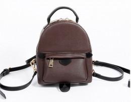 Wholesale Man Travel Satchel - New Luxury brand women bag School Bags PU leather Fashion Famous designers backpack women travel bag backpacks