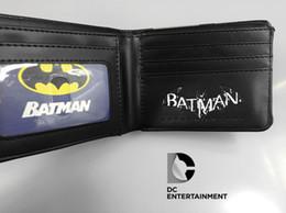 Wholesale New Batman Movies - 2015child boyfriend creative christmas gift super hero superman batman the flash wallet purse moneybag 11.5*9cm brand new hot sale cartoon