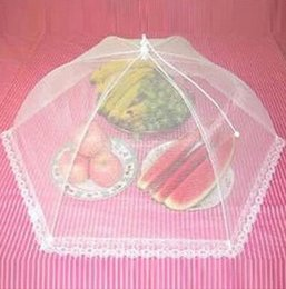 Wholesale Fly Tents - Food Umbrella Cover Picnic Barbecue Party Sports Fly Mosquito Net Tent