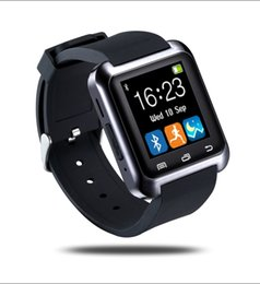 Wholesale Lg Monitors - U8 Bluetooth Smart Wrist Watch U Watches Altimeter sleep monitor Smartwatch Wristwatch For iPhone Samsung HTC Sony