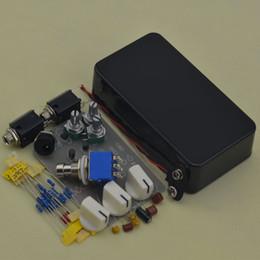 Wholesale Kit Diy Pedal Guitar - NEW 1590B DIY Tremolo Pedal Electric guitar effect pedals kits