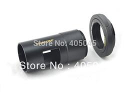 Visionking M42 Halka Ve Tüp Canon EOS DSLR Için Fotoğraf Spotting Kapsam Spotting Kapsam Kamera Adaptörü Halka Tüp Kamera Adaptörü nereden halka adaptör m42 tedarikçiler
