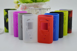 Wholesale Soft Sleeve Case - SMOK ProColor 225W Silicone Case Colorful Soft Silicon Protective Cover Skin Sleeve For ProColor TC Starter Kit 225 Watt Vape TC Box Mods
