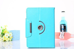 """Wholesale Android Shockproof - Leather Case For Tablet 360 Degree Rotate Leather Case Cover Stand for Universal Android Tablet 7"""" inch"""