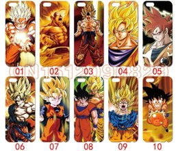 Wholesale Mini S4 Phone Cases - Dragon Ball For iPhone 6 6S 7 Plus SE 5 5S 5C 4S iPod Touch 5 For Samsung Galaxy S6 Edge S5 S4 S3 mini Note 5 4 3 phone cases