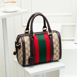 Wholesale Printed Canvas Duffel Bag - women business package high quality travel holiday printing bag handbag shoulder bag Messenger bag free shipping