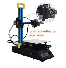 Wholesale 3d Stl - 3d printer cr-8s desktop laser engraving portable mini 3d printer family school education black cr-8s suiteA good assistant to an enterprise