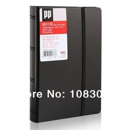 Wholesale Name Card Wallet - Wholesale-New 180pages 5778 the business genuine leather name cards wallets & ID holders credit password aluminium card's protector