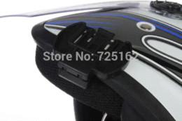 conjuntos de intercomunicación Rebajas Envío gratis 1 unids Clip abrazadera Set accesorios para abrazadera V6-1200M motocicleta Bluetooth casco Interphone Intercom vnetphone M54111
