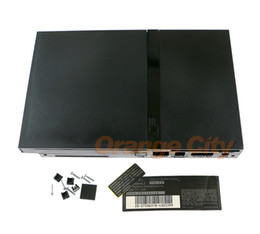 Wholesale Housing Full Case - High Quality Full Housing Shell Case for PS2 Slim 7000X 7W 70000 Console Cover