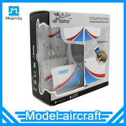 Wholesale Airplane Values - Factory supply 2016 new remote control airplane with Bluetooth model air plane 10Minute Fighting 80 Meter toys for kids and adult toys