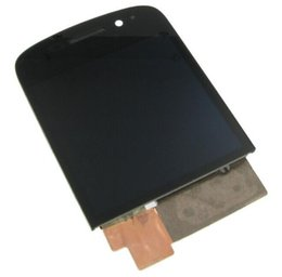 Wholesale Blackberry Parts Wholesale - High Quality Touch Screen Digitizer & LCD Display Assembly for BlackBerry Q10 Replacement Parts Free Shipping