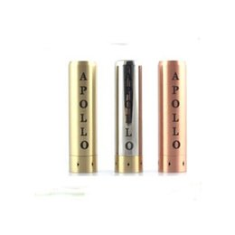Wholesale Ego Switch - 18650 Mechanical Mods Apollo Mod fuhattan mod clone AV Apollo Mods with Magnet Switch for e cigarettes ego batteries RDA RBA Tanks Atomizers