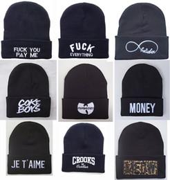 Wholesale Beanie Crooks - Wholesale-Hip-Hop Unisex Crooks And Castles Beanies Wen's Women's Winter knit Cotton wool Hats Snapback caps 1pcs lot