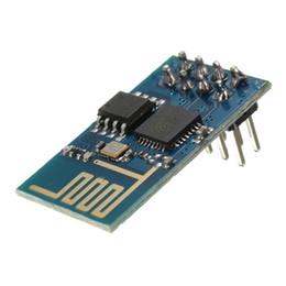 Новое Поступление ESP8266 UART Последовательный беспроводной модуль Wi-Fi Приемопередатчик Получить LWIP для AP + STA EPS-1 заказ $ 18 нет трек от