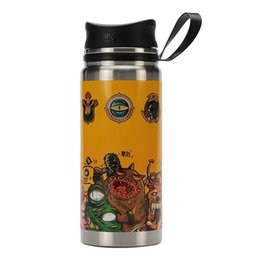 Wholesale Fire Maple - Fire-maple Fashion Sport Vacuum Cup, Camping Warm Keeping Water Bottle BD-SN