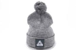 Wholesale Headgear For Winter - Knitted Wool Real Natural Fur Pompon Hat Female Winter Brand Cap Headgear For Women Skullies Beanies
