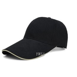 Wholesale Large Sun Shades Outdoor - Wholesale-Wholesale new style baseball caps leisure snapback outdoors unisex sport casual men's hats sun shading large brim