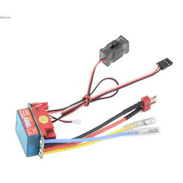 Wholesale Esc Brush Rc - High Quality 320A 5V 2A High Voltage Brushed ESC Speed Controller For RC Car Truck Buggy 60