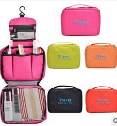 Wholesale Wash Gargle Bag Green - Bag Waterproof Travel Wash gargle Bag case Portable Cosmetic bag outdoor sports hanging wash bag travel storage cosmetic sorting bags gift