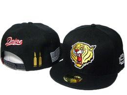 Wholesale Worn Baseball Cap - men women black fashion D9 DNINE Reserve stiched tiger Hats Hiphop Snapbacks 50 Colos Street Wear Caps Adjustable baseball Hats Caps DDMY