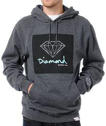 Wholesale Primitive Blue - Diamond Supply Co Men Hoodie Women Street Fleece Warm Sweatshirt Winter Autumn Fashion Hip Hop Primitive Pullover Clothing