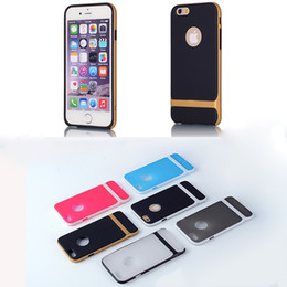 Wholesale Iphone Personalized Case - New Brand Ultra Thin and Light Slim TPU Protective Case For Iphone 6 4.7 Inch Cheap Personalized Cover Cell Phone Cases