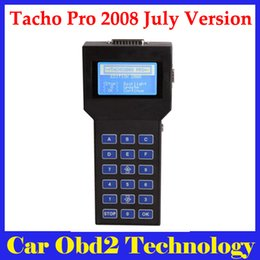 Wholesale Tacho Pro Mileage Odometer - DHL Free ! Unlocked version 2008.07 Tacho pro 2008 Odometer Correction Universal Dash Programmer 2008 Tacho Pro
