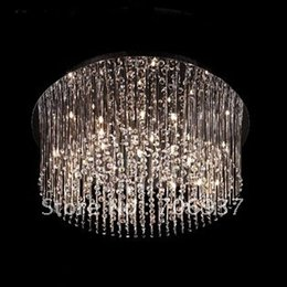 Wholesale Lowest Prices Name Brands - Wholesale-free shipping best selling low price crystal ceiling chandelier lights for dinner roomwith Name Brand 600*600*320mm,Design OEM