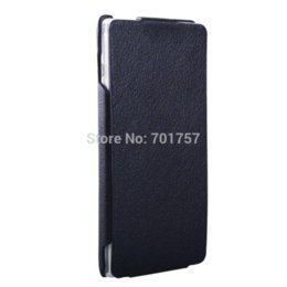 Wholesale Xperia C Mobile Cover - 1pcs lot Case for Sony Xperia C2305 High Quality Vertical Flip Leather Case Cover Pouch for Sony Xperia C S39h mobile phone bags