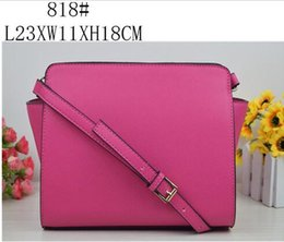 Wholesale Ladies Red Tote Purses - size 23* 11* 18 women bags MYK famous brand luxury lady PU leather handbags famous Designer brand bags purse shoulder tote Bag selma 3038