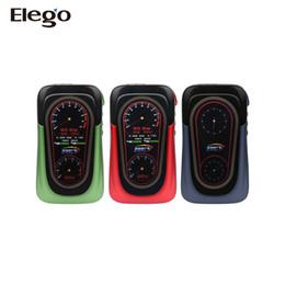 Wholesale Ergonomic Design - New!! 100% Original REV GTS 230W Box Mod Powered by dual 18650 batteries with luxury and beautiful ergonomic design