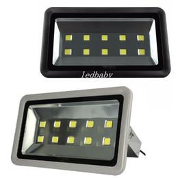 Reflectores para luces led online-500W Al aire libre Foco reflector LED Iluminación exterior Foco reflector Led IP65 Impermeable Led reflector iluminación exterior