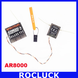 Wholesale Spektrum AR8000 CH DSMX receiver SPMAR8000