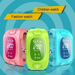 Wholesale Child Gps Gsm Watch - 2016 New Arrial GPS GSM Wifi Tracker Watch for Kids Children GPS Smart Watch with SOS Support GSM phone Android&IOS Anti Lost Y3
