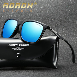 Wholesale Pink Wayfarer Sunglasses - Brand Designer Sunglasses for Men Women Aviator Sun Glasses Mens Luxury Sunglass Jawbreaker Wayfarer Mirrored Sunglasses Aluminum magnesium
