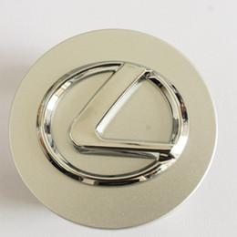 Wholesale Gs Wheel - Lexus Wheel Center Logo 63mm Cap Wheel Center Caps Cover for Lexus IS200 IS300 RX300 RX330 RX350 RX270 ES350 LS460L GS IS460