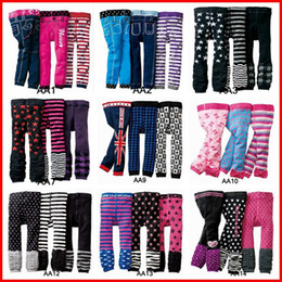 Wholesale Toddler Tight Pants For Girls - 240Pc lot Fedex UPS Baby Girls Nissen PP Pants Kids Cotton Leggings Pants Children Casual Pants Toddlers Tights for 0-4T