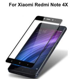 f988d65710c For Xiaomi Redmi Note 5A Tempered Glass Screen Protector For Xiaomi Redmi 4  Pro Note 4X Redmi 4A Note3 Note4 Silk Print Full Cover Hard Glas