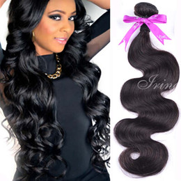 Wholesale Beauty Queen Peruvian Hair - Brazilian Virgin Hair Body Wave 6a Grade 4pcs Lot Brazilian Grace Hair Products Queen Weave Beauty Unprocessed Virgin Hair Weaving
