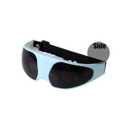 Wholesale Eye Massaging Glasses - Eye Massager Eye Instrument Protection Device Visual Acuity Goggles Fashion Glasses Genuine Massage Device Hot Sale