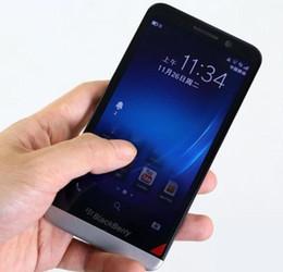 Wholesale 16gb Smart Phone - Original BlackBerry Z30 5.0 inch LCD Capacitive BlackBerry OS 10.2 Qualcomm Snapdragon MSM8960T Pro 3G Smart Phone 2GB 16GB 8MP