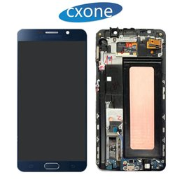 Wholesale Dead Note - Prime No Dead Pixels For Samsung Galaxy Note 5 N9200 N920T N920A N920I N920G LCD Display +Touch Digitizer Screen Assembly Fast Delivery