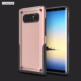 Wholesale Galaxy Note Series - Titans Series Dual Layer Heavy Duty Shockproof Armor Mobile Phone Case For Samsung Galaxy note J S series
